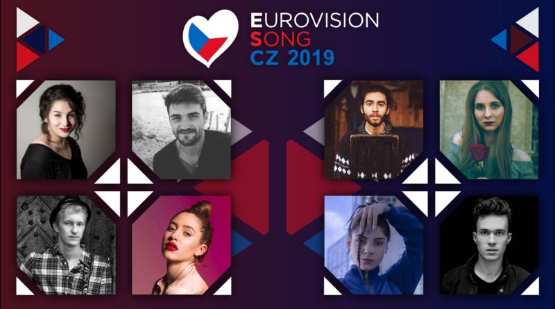 9520f70644 Česká televize představila osmičku finalistů – ESC Arena